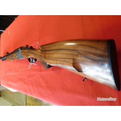 Blaser 97 mixte  neuve ,  superposé calibre 12/76 et 7X65R, réf 221