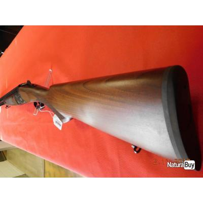 Fusil superposé Country Plaine neuf calibre 20/76, bascule noire, réf 493