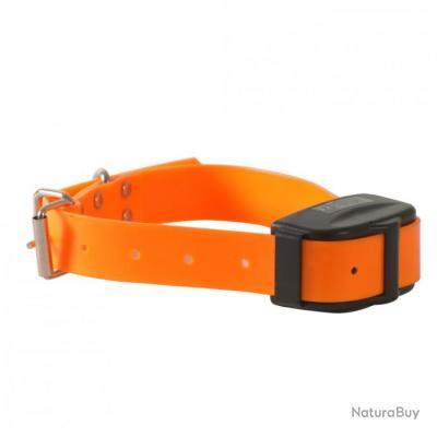 Collier supplémentaire orange pour DT400 et 1200 (Taille ORANGE)