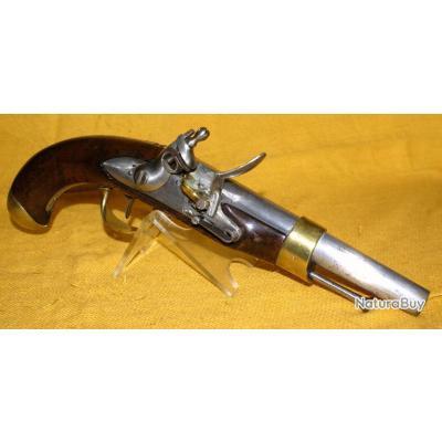 Pistolet AN XIII cavalerie