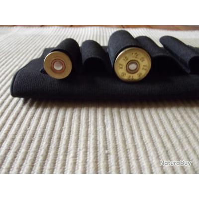 Cartouchiere de crosse 5 tuis de calibre 12mm 12 neuve for Prix carabine 12 mm neuve