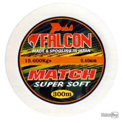 NYLON FALCON MATCH SUPER SOFT 300 23.5/100 3.97