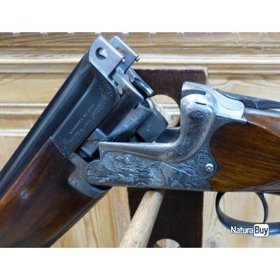 502d0ee7ff3 SUPERPOSE MERKEL 201 E CAL 12 - Fusils Superposés calibre 12 (4370833)