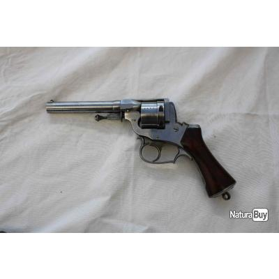 revolver Perrin Mle 1865