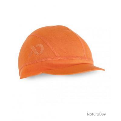 Bonnet à visière orange hunter First Lite