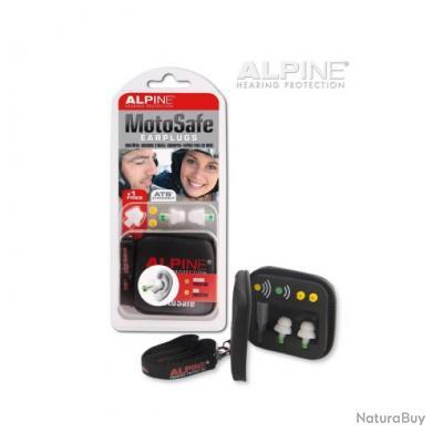 protection auditive moto alpine bouchons d 39 oreilles 4389757. Black Bedroom Furniture Sets. Home Design Ideas