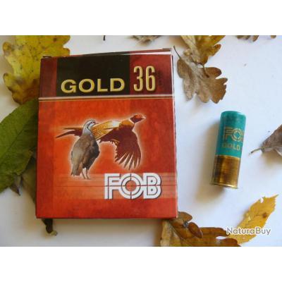 CARTOUCHES  ... FOB.. Gold 36
