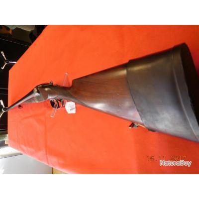 Fusil juxtaposé Artisanal Belge d'occasion jaspé,  fait pour LA COUTURE à Lyon, 246