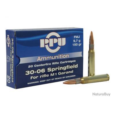 Munition manufacturée pour M1 Garand WW2 ? __00001_30-06-150gr-FMJ-PPU-Partizan-Lot-1000
