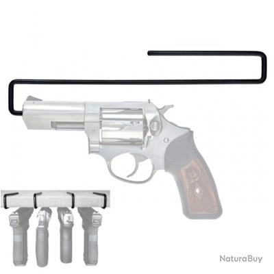 Rangement pour pistolet - Tablette coffre fort 6 achetés 2 OFFERTS !