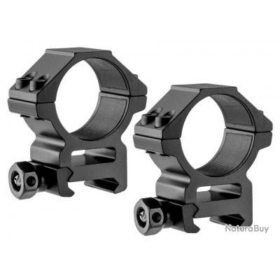 Colliers de Montage weaver - Picatinny - UTG diametre : 30 mm hauteur : 14 mm (SEP)