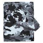 Bache medium camouflage  -  4 x 3 M  - couleur  camouflage bleu ( ciel )  - 319601 fin de série