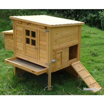 poulailler abri poule clapier pintade volaille lapin xxl. Black Bedroom Furniture Sets. Home Design Ideas