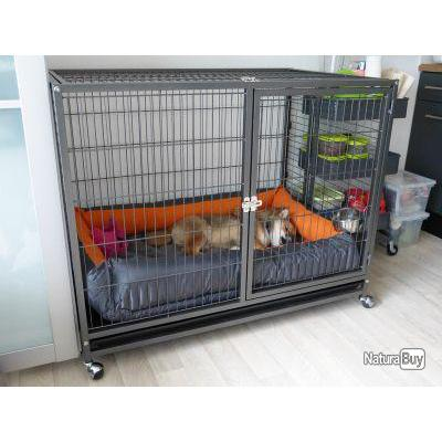 cage chien enclos chien cage chat cage furet parc chien. Black Bedroom Furniture Sets. Home Design Ideas