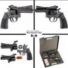 Revolver SAPL GC27 LUXE avec 2 Canons Cal 12/50 et 8.8x10