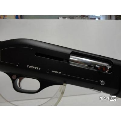 AXEL N1886A-  SEMI AUTO COUNTRY SYNTHÉTIQUE MC 820  CAL. 12 - CAN 71  CH 7- NEUF!!!!SUPER PROMO 2021
