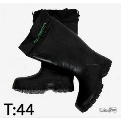 BOTTES POLAIRE THERMO BOOTS Grand froid