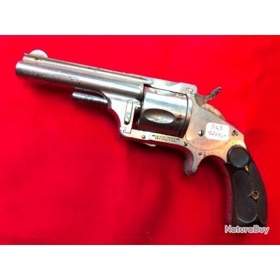 Revolver Merwin & Hulbert cal.38S&W medium frame SA (1042)