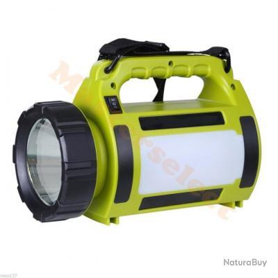 Lampe Torche Projecteur Led Cree Xm L T6 Puissante Rechargeable