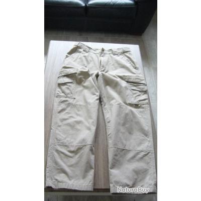 Pantalon treillis BDU Tru-Spec beige