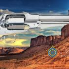 Revolver 1858 REMINGTON 8'' New Army cal 44