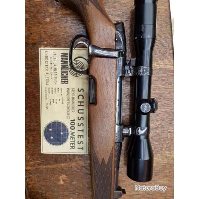 Carabine Steyr Mannlicher M cal 7x64