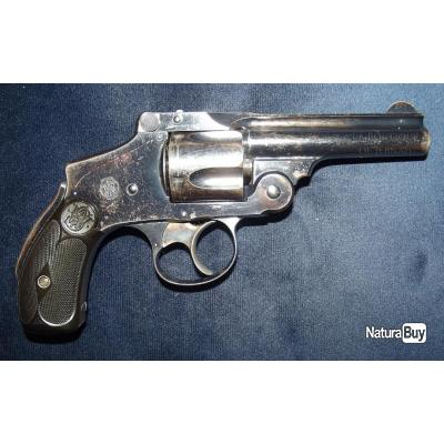 Revolver Smith & Wesson Saffety new 38 departure fourth model