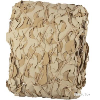 Filet camouflage sable renforcé 3m x 3m, pergola, rideaux, déco, terrasse, chasse, militaire