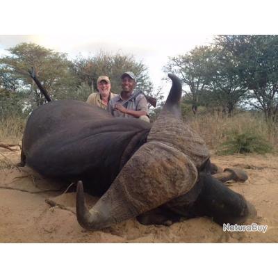 Chasse en Afrique du Sud