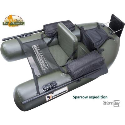 Float tube  Sparrow Expedition olive