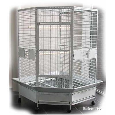 cage perroquet xxl cage ara voliere geante gris du gabon. Black Bedroom Furniture Sets. Home Design Ideas