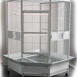 Cage perroquet XXL cage ARA voliere GEANTE gris du gabon amazone eclectus  cacatoes TOP 13O bf76a31fc185
