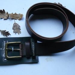 81d23395553c Ceinture cuir Browning 106 cm - Ceintures et ceinturons de Chasse ...