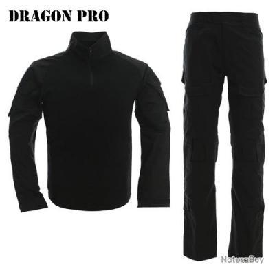 DRAGONPRO - G3CU001 Gen3 Combat Uniform Set Black M