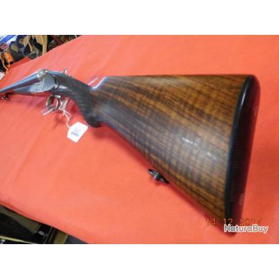 Fusil juxtaposé Gerster d'occasion calibre 12/70, ref 481