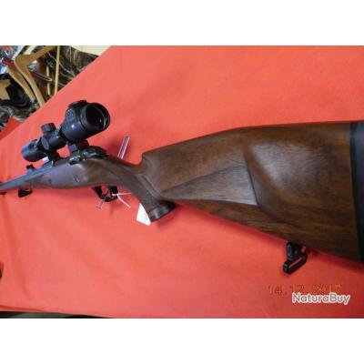Carabine Sako 85 Bavarian d'occasion, calibre 7X64,   lunette Zeiss Conquest DL, ref 589