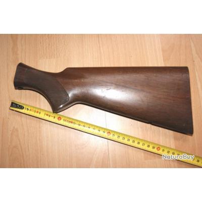 crosse de fusil FABARM EURO3 à réparer à coller (d7y6)