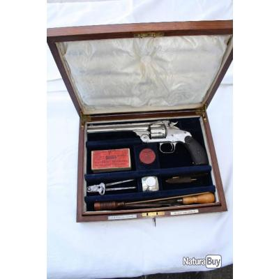 coffret Smith & Wesson 32 - 44 Target