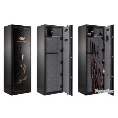 Coffre premium 10 armes à clef - Buffalo River