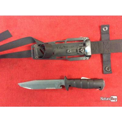 Couteau WildSteer tactical FS