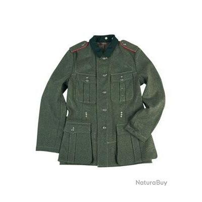 Veste Allemande Mod 36 Repro Ww2 Wehrmacht Vestes Blousons Et