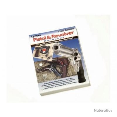 Manuel de rechargement Lyman en anglais Lyman Manuel De Rechargement Pistol & Revolver 3eme Edition