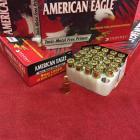 Lot de 1000 munitions Fédéral American Eagle 9x19