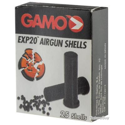 Cartouche de plombs VIPER 25 DISPERSION 5,5 mm - GAMO- Cal.5.5 -