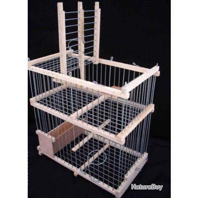 cage tr buchet cage appelant pi ges oiseaux 4514801. Black Bedroom Furniture Sets. Home Design Ideas