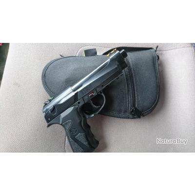 Pistolet à bille d'acier