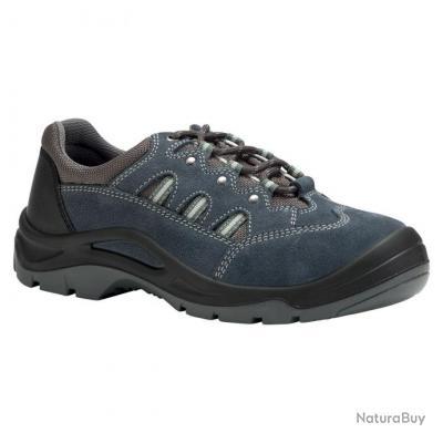 Sneakers de sécurité homme femme Parade Protection LAGUNA Gris