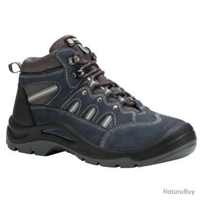 Chaussures de sécurité homme femme Parade Protection LAVANA Gris