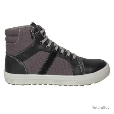 Sneakers de sécurité homme femme Parade Protection VERCOR Gris