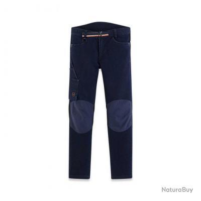 Autres marine Parade femme XS Bleu BOSTON Slim Pantalon wvO0W